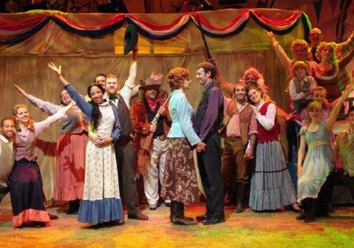 Aurora Theatre cast