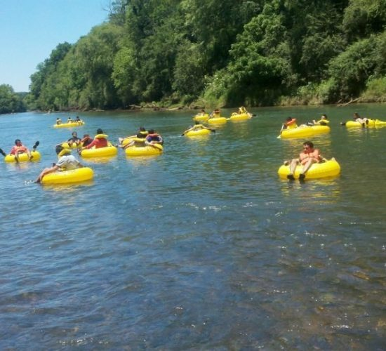 Explore Gwinnett River Tubing