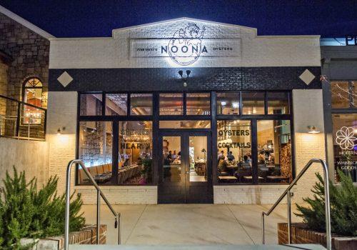 Outside Noona