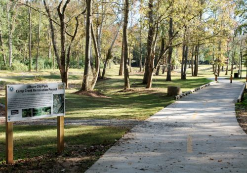 Lilburn park