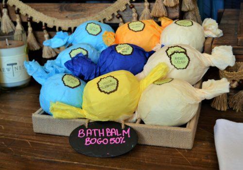 bath balm