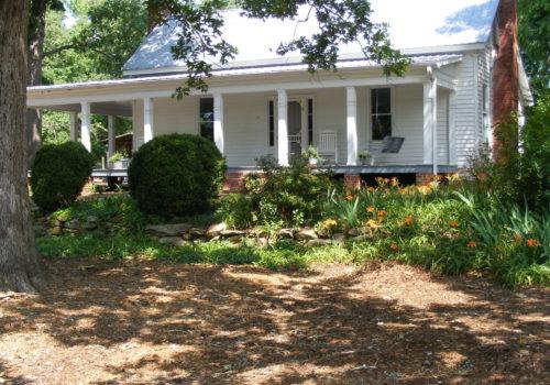 McDaniel Park farmhouse