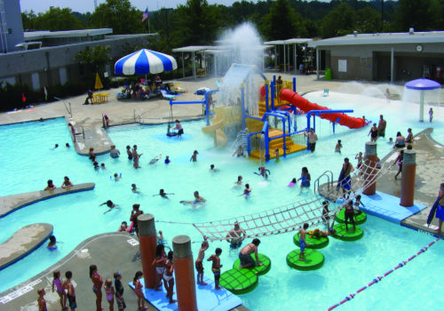 Rhodes Jordan Park Pool