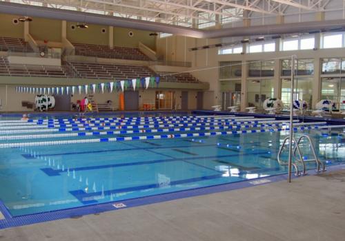 West Gwinnett Park pool
