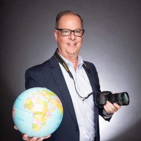 Image of staff member Bruce Johnson