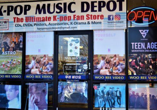 KPop fan store