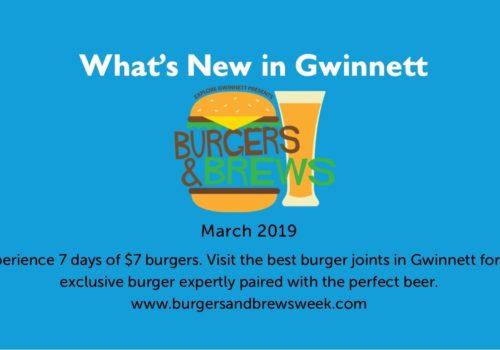 What's New in Gwinnett slide