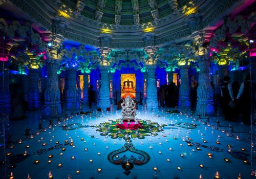monument to Ganesha