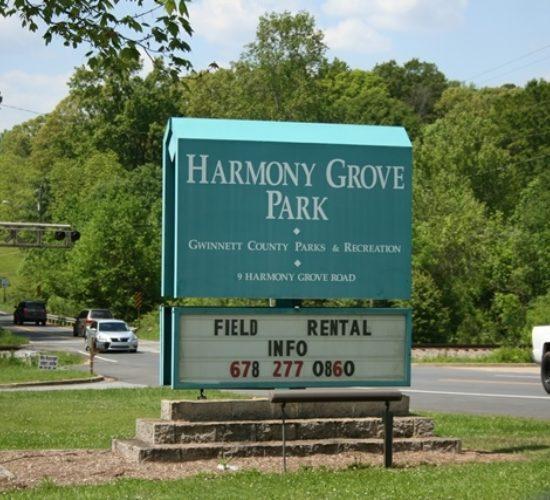Harmony Grove Soccer Complex Web
