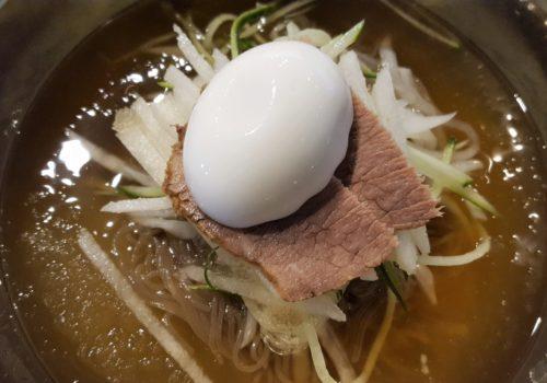 brown soup