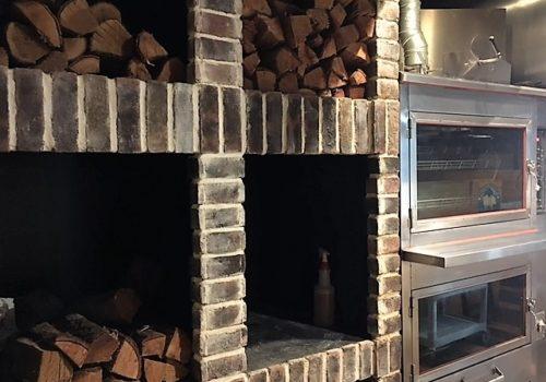 logs of firewood