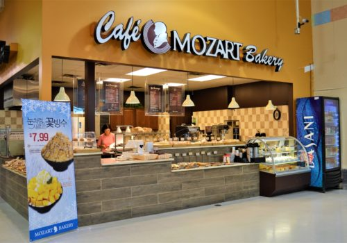 Cafe Mozart Bakery