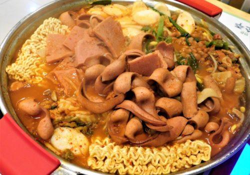 pot of food