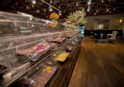 food display case