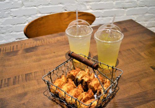 basket of scones