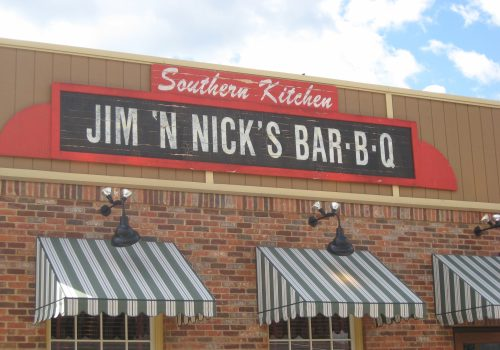 Jim N' Nicks Bar-B-Q exterior