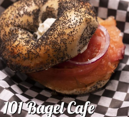 101 Bagel Cafe
