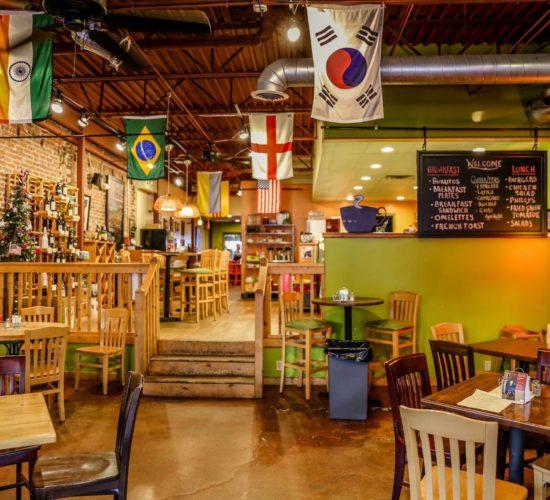 45 South Cafe