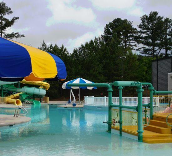 Collins Hill Park Aquatic Center