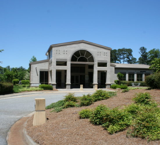 Dacula Park Activity Building