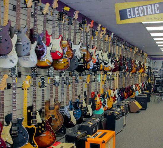 Music Go Round Guitars