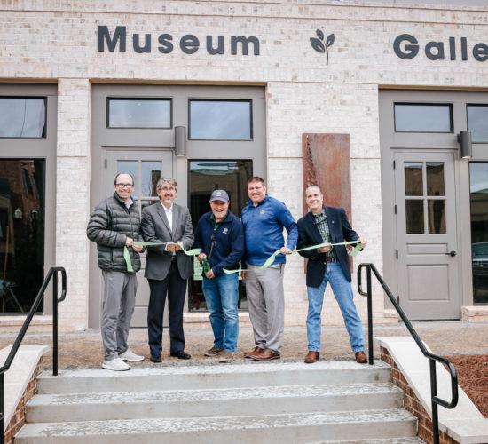 Sugar Hill City Council Ribbon Cutting