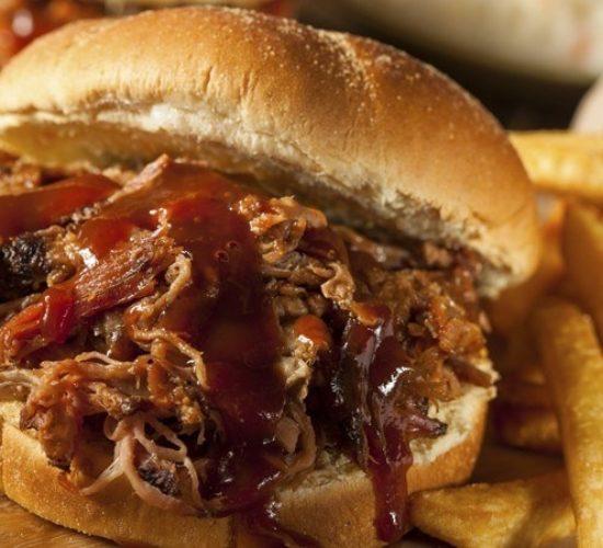 Bbq Pork Sandwich Fe