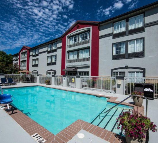 Best western pool