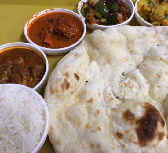 curry on the go