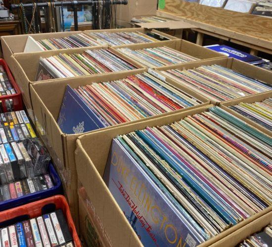 Depot records