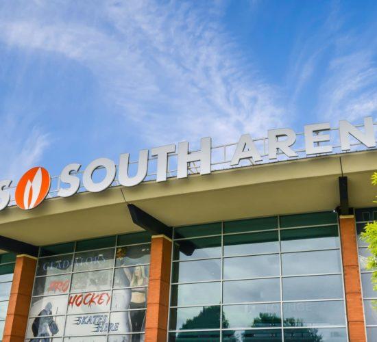 Gas south arena