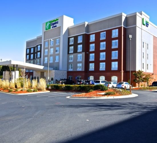 holiday inn express duluth