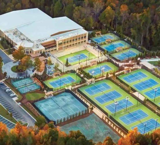 Lifetime tennis