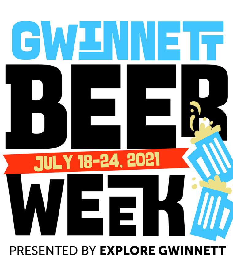 Beer Week Page graphics